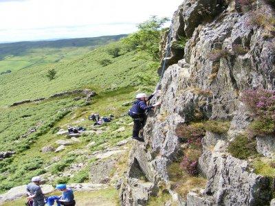 Longsleddale Outdoor Pursuits Centre Climbing