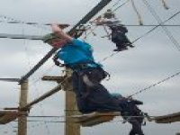 On the high ropes course