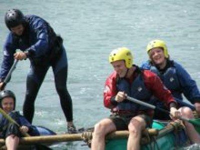 CMC Pensarn Harbour Rafting