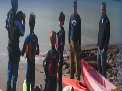 West Wales Wind Surf and Sailing Kayaking