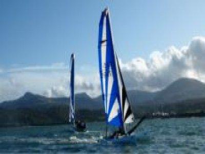 CMC Pensarn Harbour Sailing