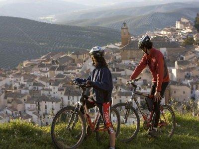 MTB hiring in Sierra de Cazorla - 3 hours