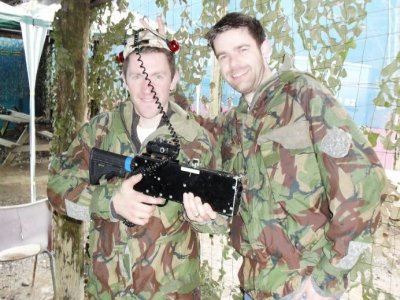 Exeter Paintball & Laser Tag