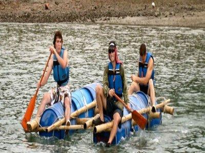 Blue Frog Adventure Rafting