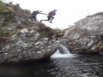 Active Highs Canyoning