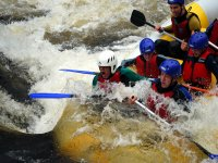 Get your adrenaline up with White Water Rafting.