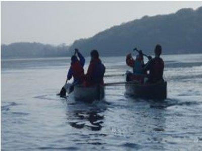 Pembrokeshire Adventure Centre Canoeing