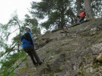 Abseiling with Active Highs is also available.