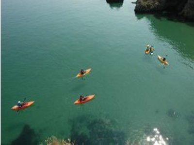 Pembrokeshire Adventure Centre Kayaking