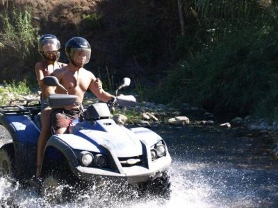 Quad Adventure Safari Tours