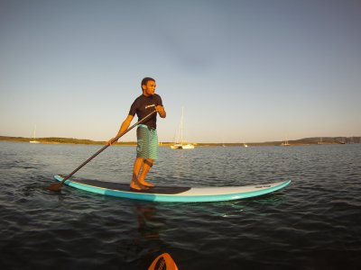 Katayak Paddle Surf