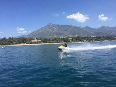 Tour on Jet-ski for an hour, Marbella