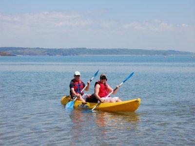 Tenby Watersports Kayaking