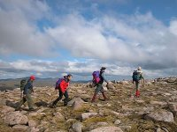 Hiking the Cairngorms