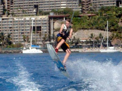 Canary Experience Wakeboard