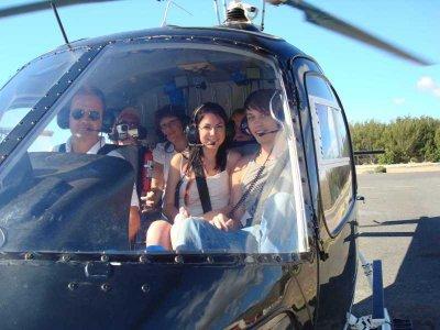 Canary Experience Paseo en Helicóptero