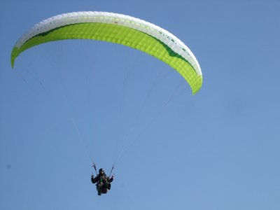 Pembrokeshire Paragliding Paragliding