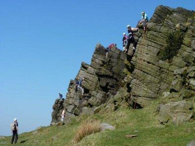 Lakeland Mountain Guides Climbing