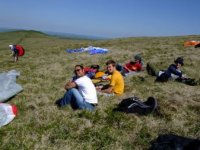 A paragliding day out