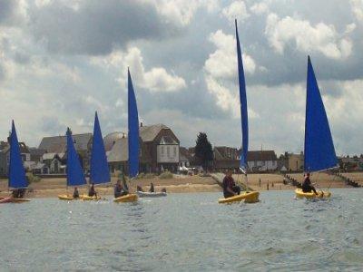 Wild Times Sailing