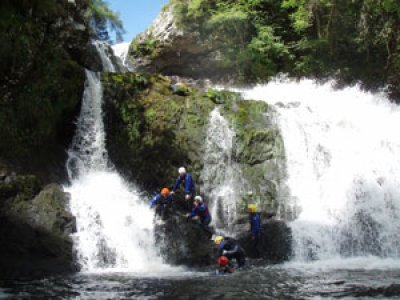 Highway 2 Adventure Canyoning