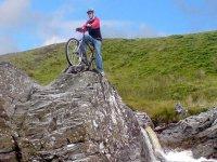 King of the Mountain Biking