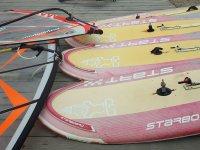 Learn how to windsurf.