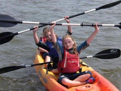 Rockley Watersports Kayaking