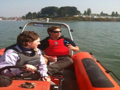 Rockley Watersports Powerboating
