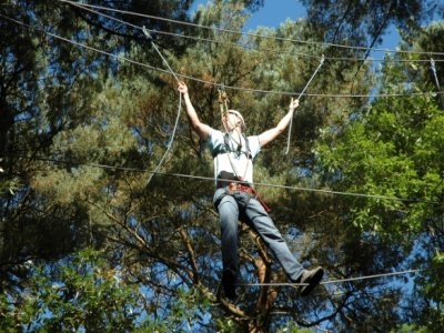 Cumulus Outdoor Events High Ropes