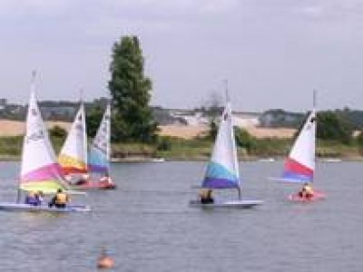 Medway Water Sports Centre Sailing
