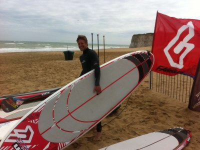 Joss Bay Surf School Stand Up Paddleboarding