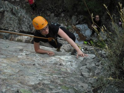 Climbing Session With Hotel Night in Salamanca