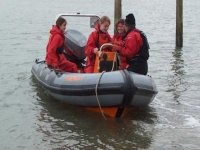 Get behind the wheel of our fast Power Boat
