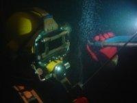 Underwater worker