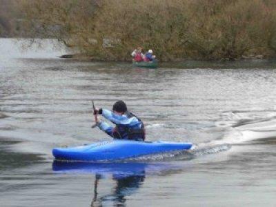 Rough Edge Kayaking