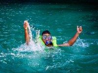 Aquatic celebration
