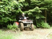 Quad bike ATV training