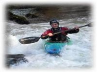 Enjoy the thrills that are available to kayaking