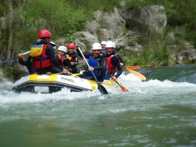 Nómada Aventura Valencia Rafting