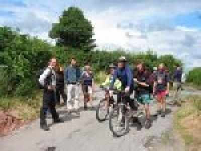 Brighton Explorers Club Mountain Biking