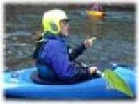 Canoeing is a great activity.