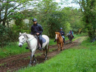4h Horse trip Ponte Segado and complete lunch