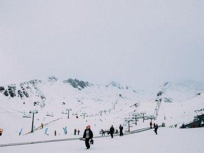 Skitime Estaciones de Esquí