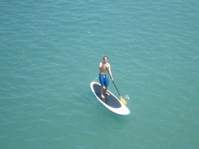 The Glide Surf School Stand Up Paddleboarding