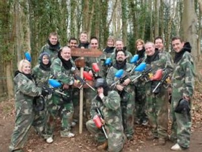 Submission Paintball UK