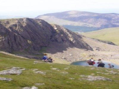 High Trek Snowdonia Hiking