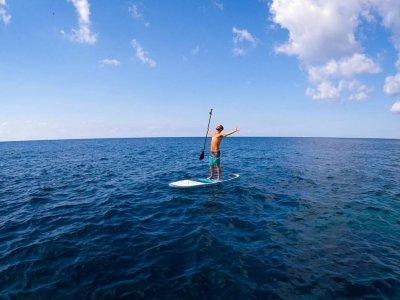 Lunatics Surf Menorca Paddle Surf