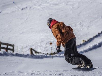 Montecarmelo Esquí Club Snowboard