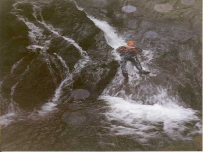Adventure Activities In Snowdonia Canyoning